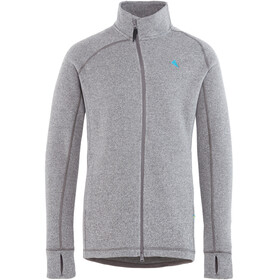 Klättermusen M's Balder Zip Jacket Light Grey